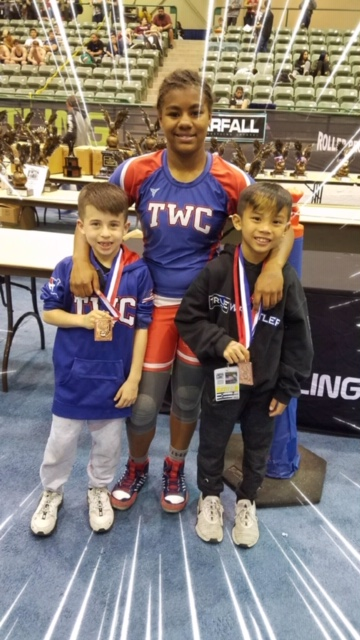 Three from TWC Place at Reno Worlds